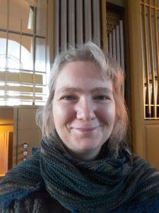 Organist Lykke Chetronoch