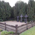 Egeskovs gravsted, et muret gravsted